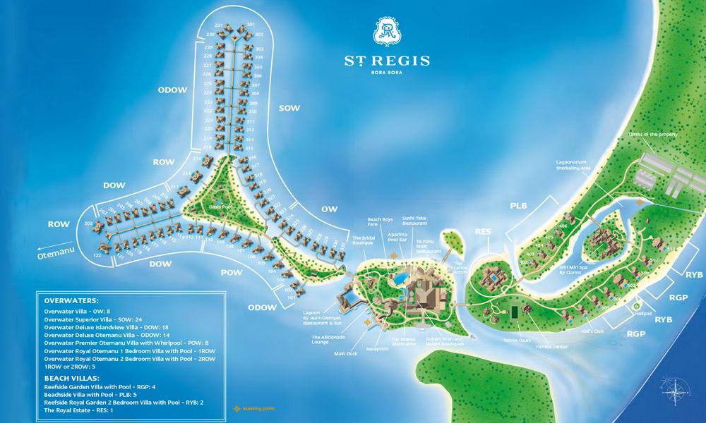 Chillaxing Around The St Regis Bora Bora Hi I M Sumi